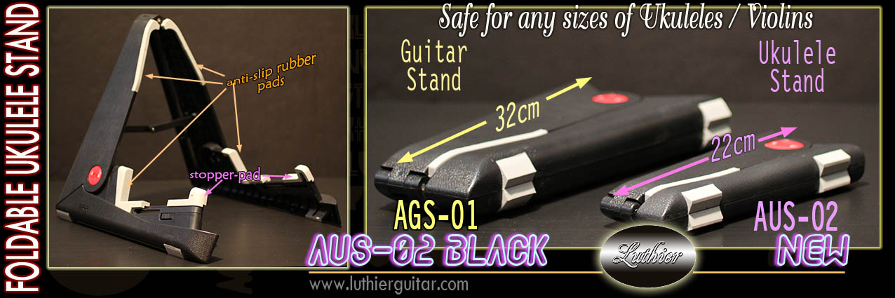 luthier guitar guitar stand foldable stand ags01 luthier foldable guitars stand. Black Bedroom Furniture Sets. Home Design Ideas