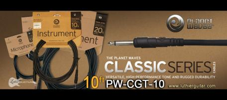 Planet Waves PW-CGT-05 Classic Series Instrument Cable